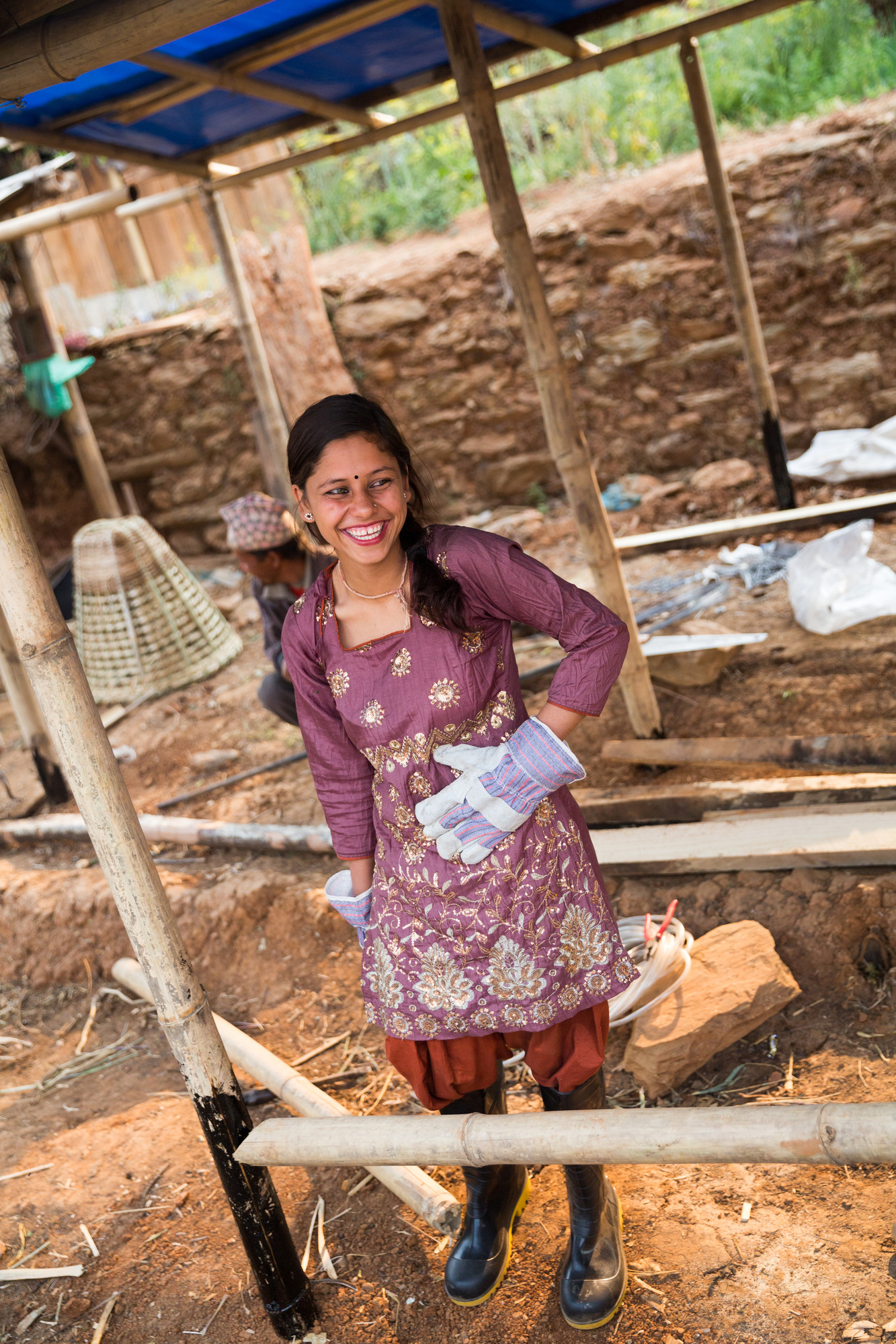 NPL100440_Zukunftsperspektiven_Max Greenstein_Bild stammt aus einem ähnlichen Plan-Projekt in Nepal_Bild1